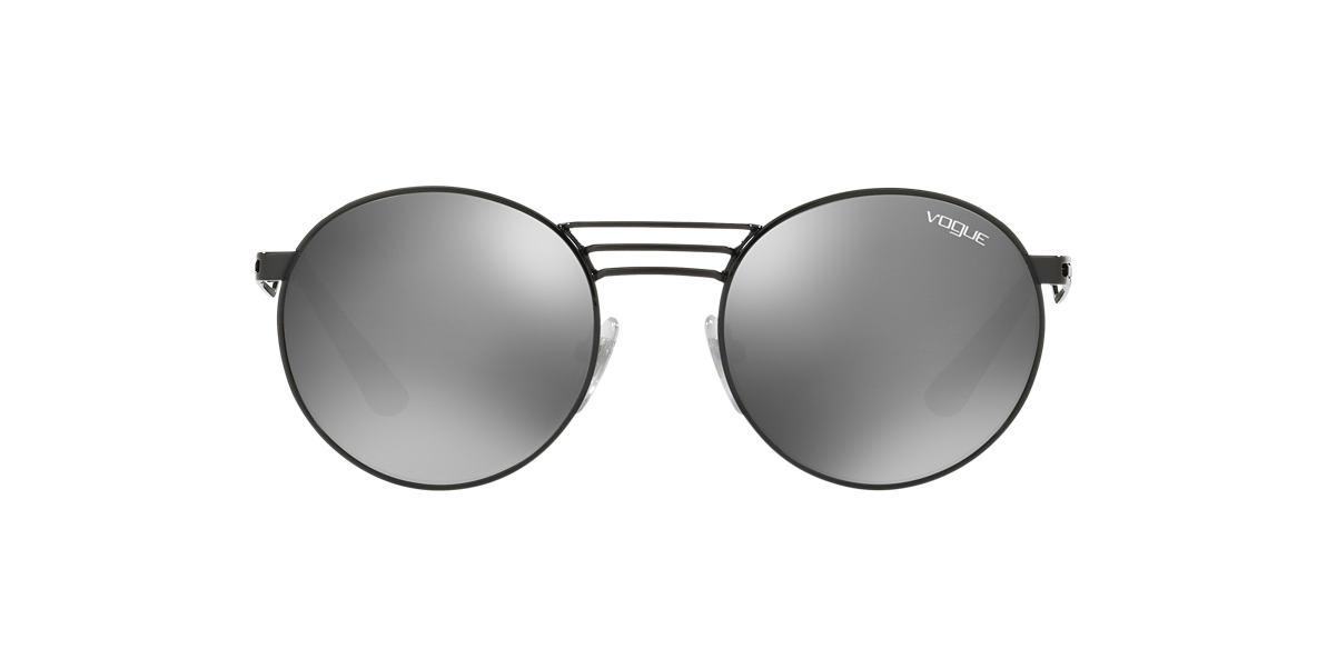 VOGUE LINE Black VO4044S 52 Grey lenses 52mm