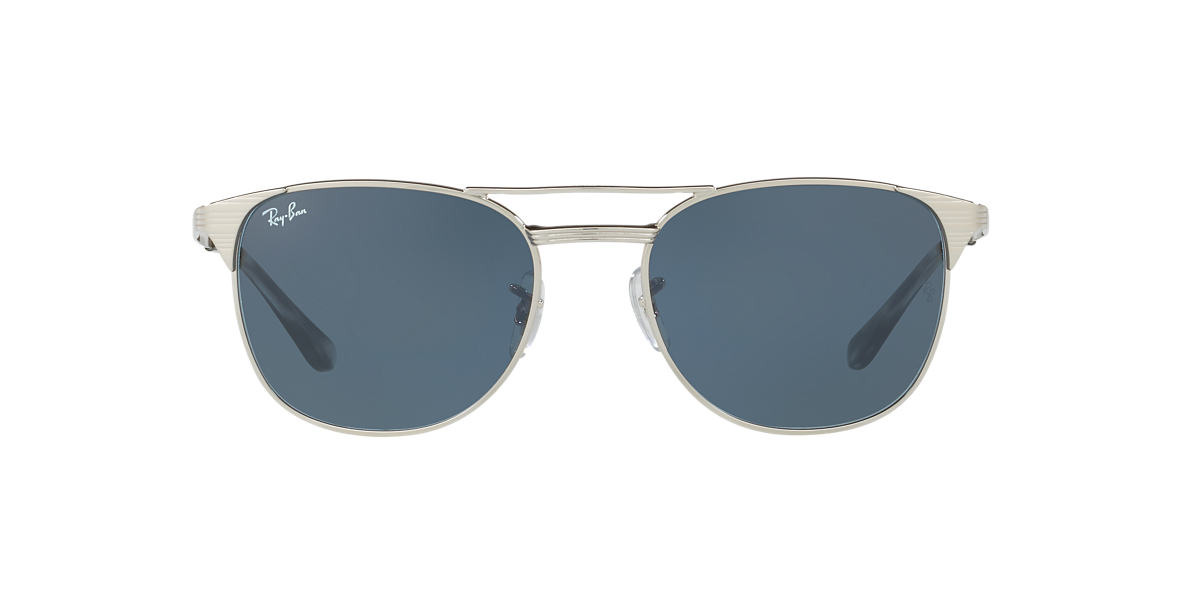 RAY-BAN Silver RB3429M 58 Grey lenses 58mm