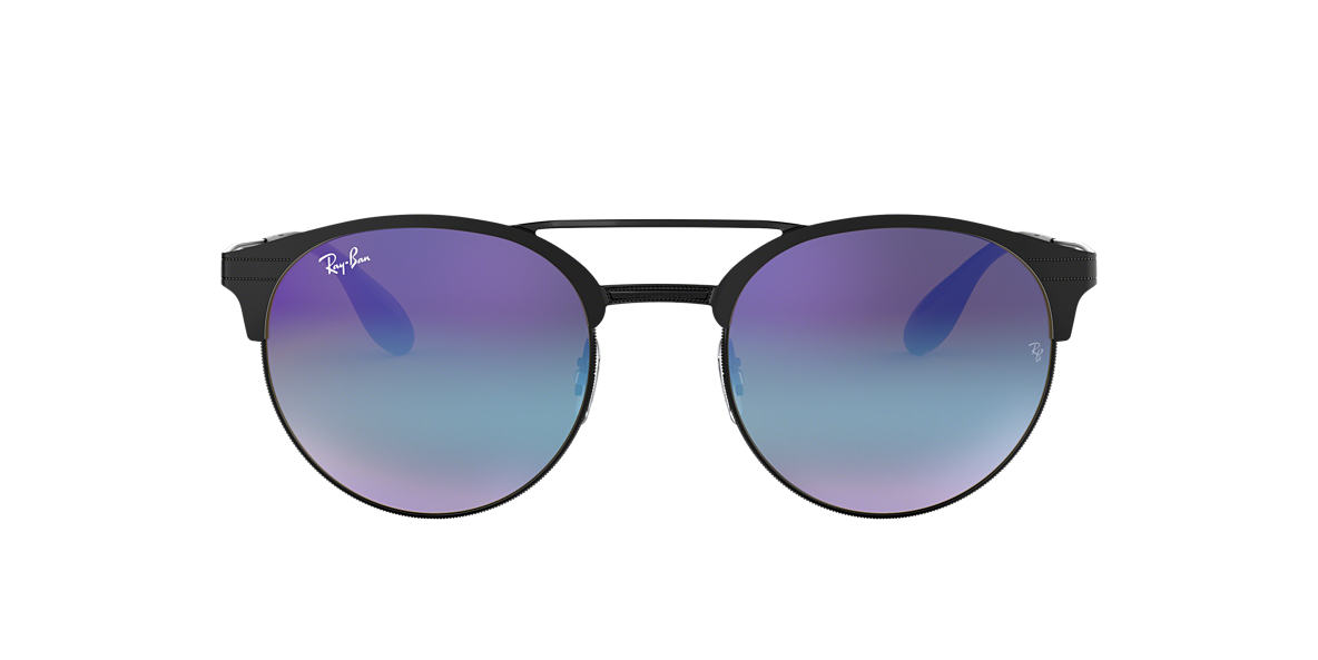 RAY-BAN Black RB3545 54 Multicolor lenses 54mm