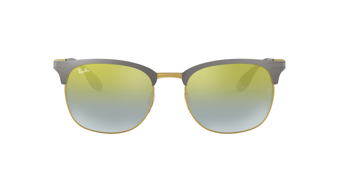 RAY-BAN Gold RB3538 Gold lenses 53mm