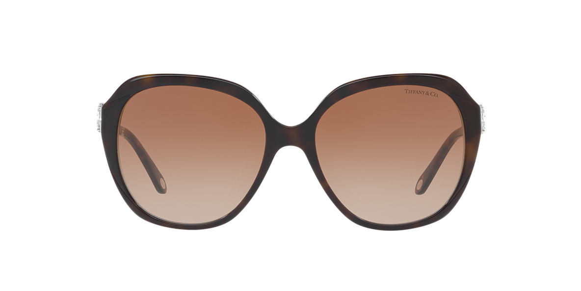 TIFFANY & CO Brown TF4132HB Brown lenses 57mm