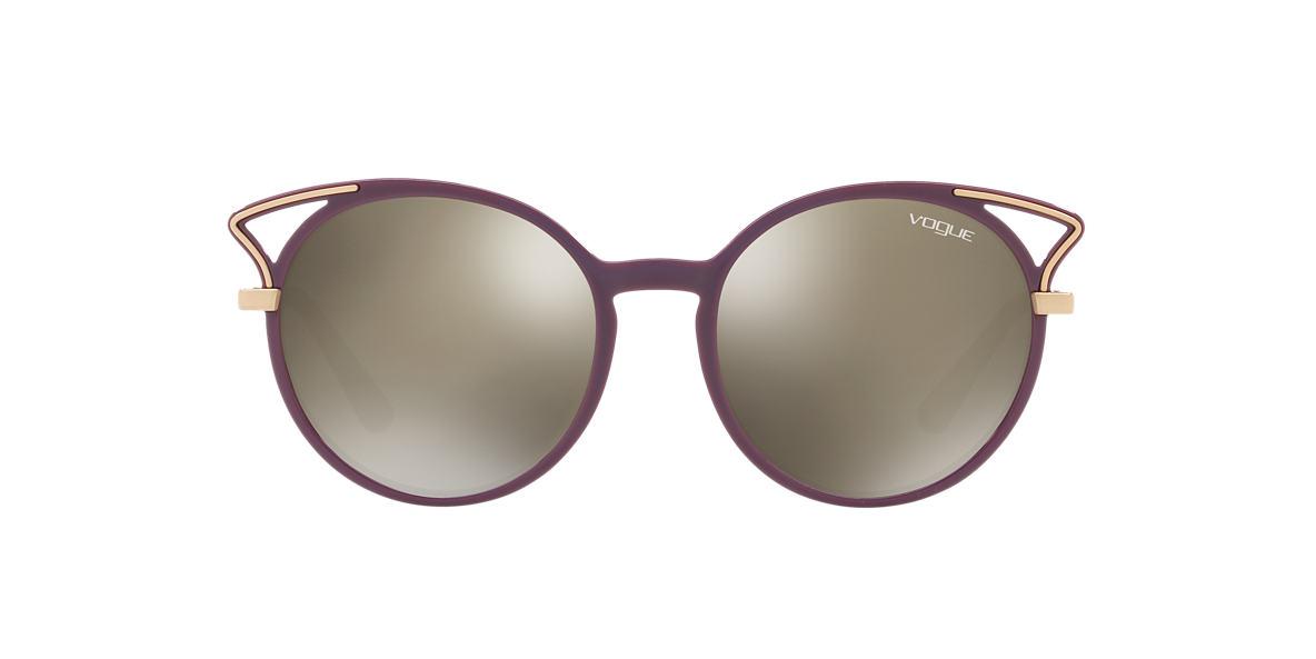 VOGUE LINE Purple VO5136S 52 Brown lenses 52mm