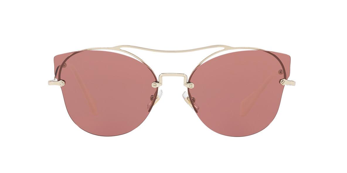 Miu Miu Glitter Sunglasses
