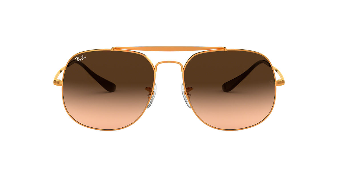 RAY-BAN Bronze RB3561 Brown lenses 57mm
