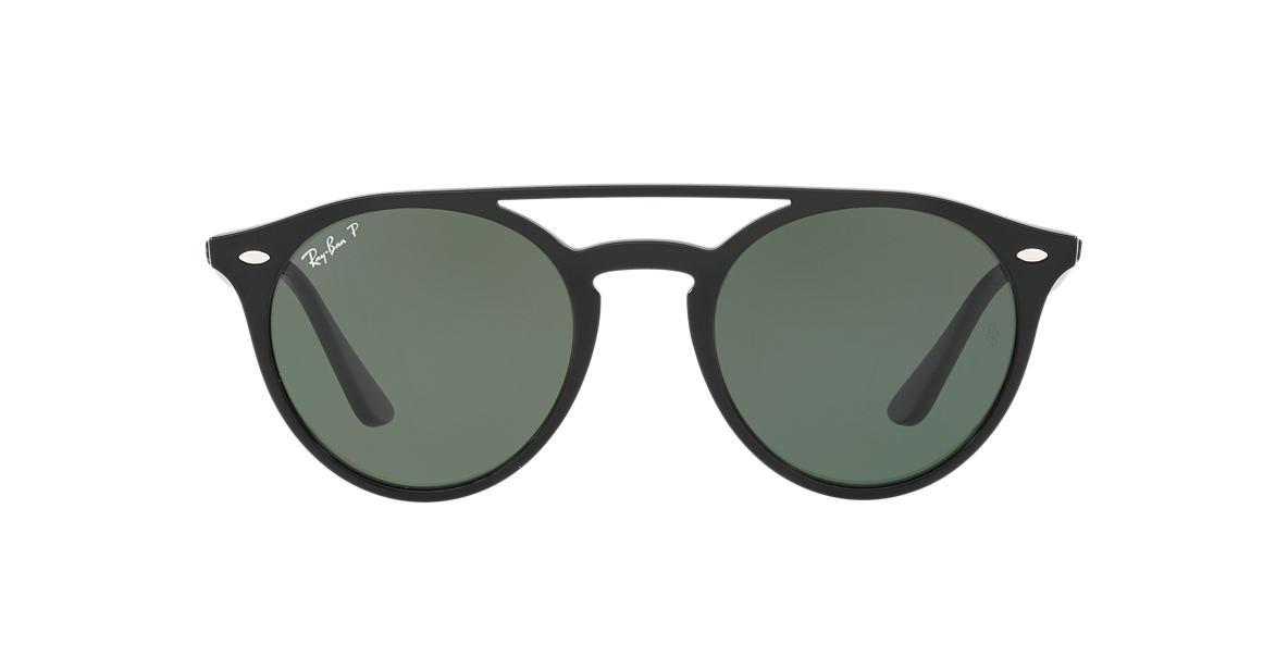 RAY-BAN Black RB4279 51 Green polarized lenses 51mm