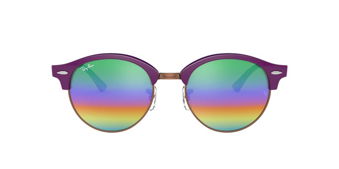 Comprar gafas de sol Ray-Ban RB4246 CLUBROUND en Sunglass Hut México ... 44a49f3c3c53