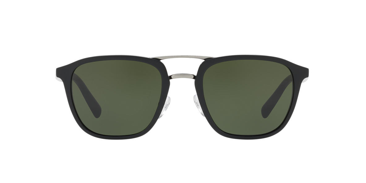 PRADA Black PR 12TS 54 Green lenses 54mm