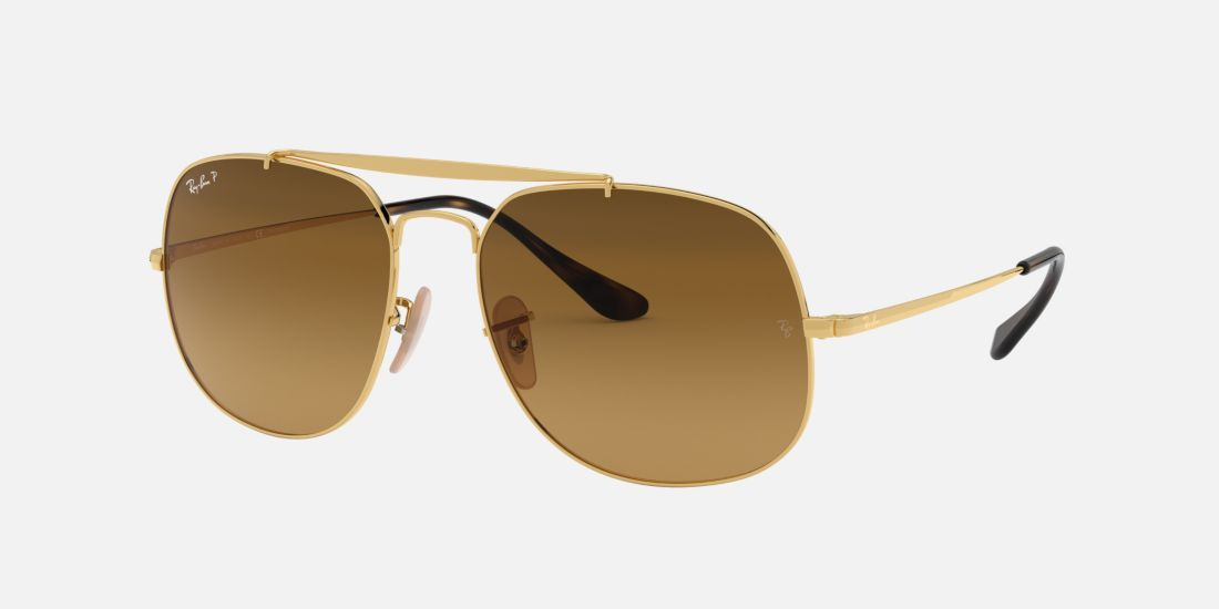ray ban the general polarized
