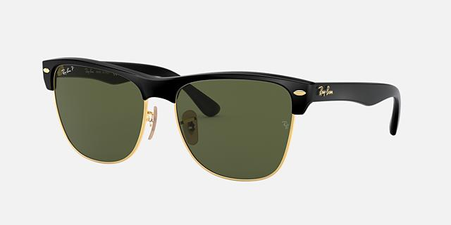 RB4175 57 CLUBMASTER OVERSIZED