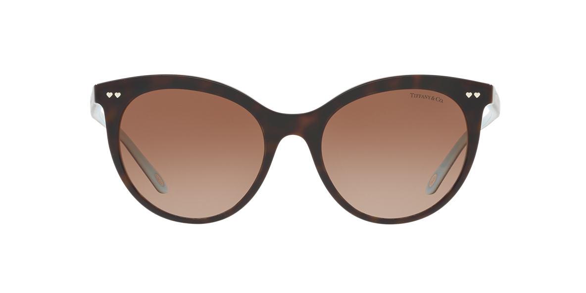 TIFFANY & CO Tortoise TF4141 Brown lenses 55mm