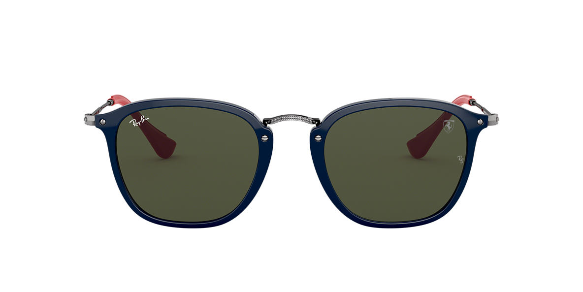 Ray-Ban most iconic styles are reinterpreted featuring Scuderia Ferrari  most distinctive design cues. 9bac4d3857