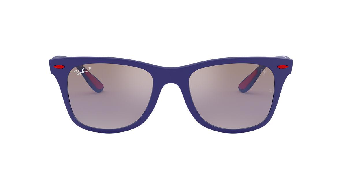 ray ban liteforce blau