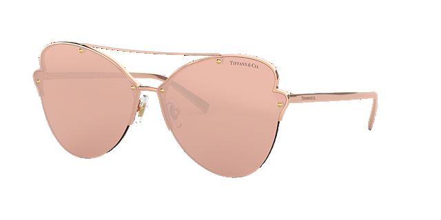 ee3e01d9de6e5 Luxo e sofisticação dos óculos Tiffany Sunglass Hut
