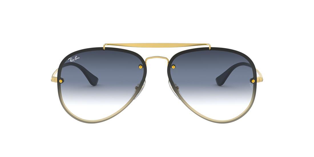 bd33fca13 Óculos de Sol Ray-Ban RB3584N BLAZE AVIATOR | Sunglass Hut