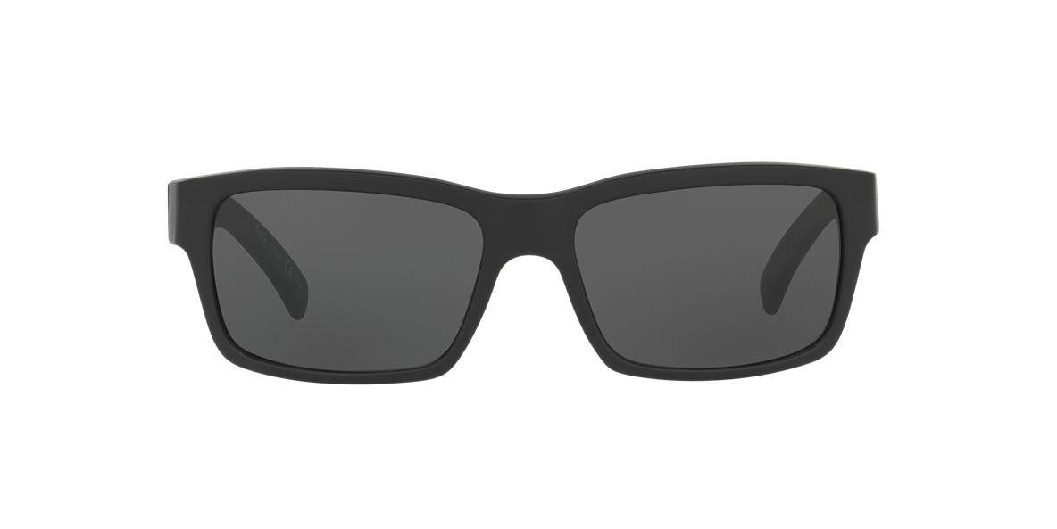 VON ZIPPER Black FULTON S.I.N Grey lenses 57mm