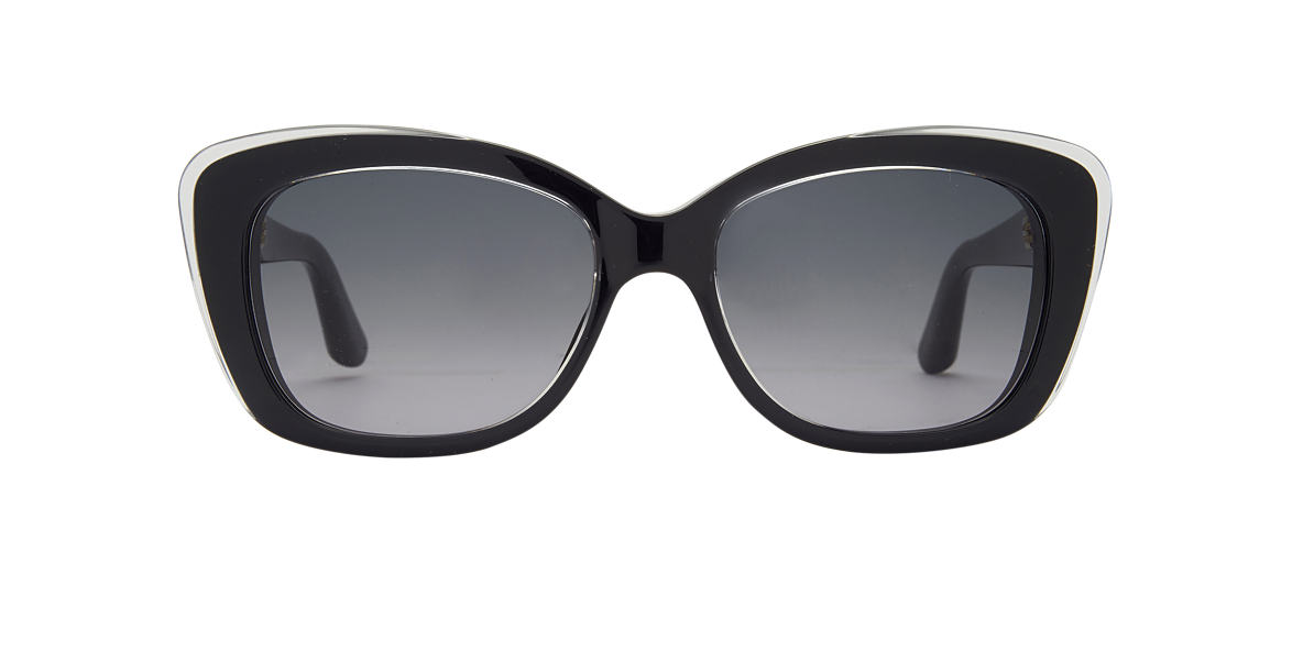 DIOR Black PROMESSE 3/S Grey lenses 53mm