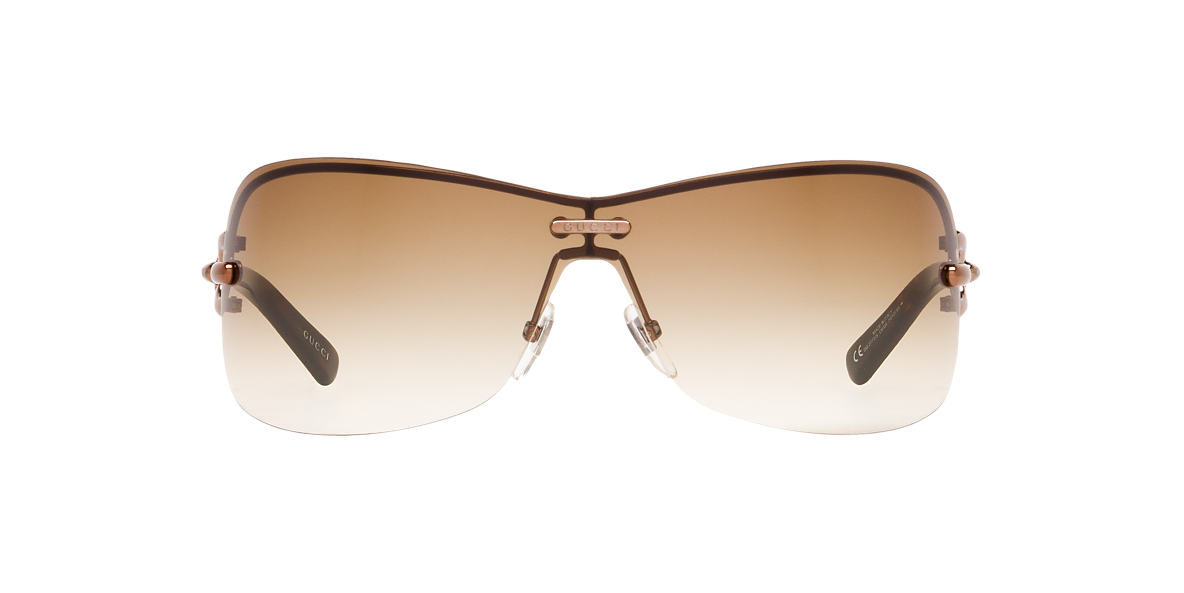 GUCCI Brown GC2772S Brown lenses 74mm
