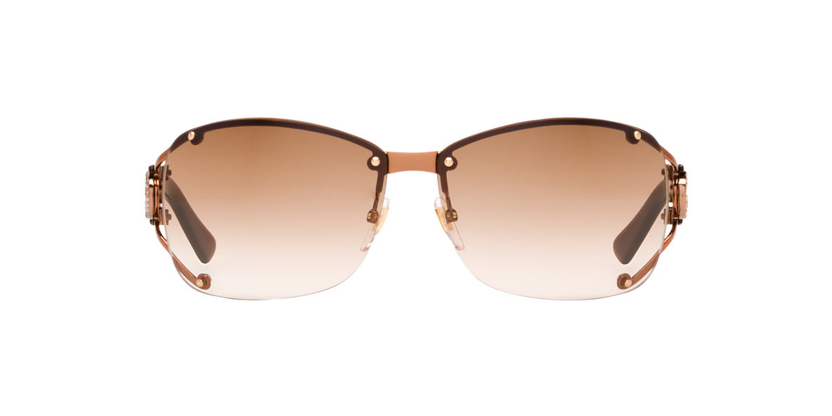 GUCCI Brown GC2820FS Brown lenses 62mm