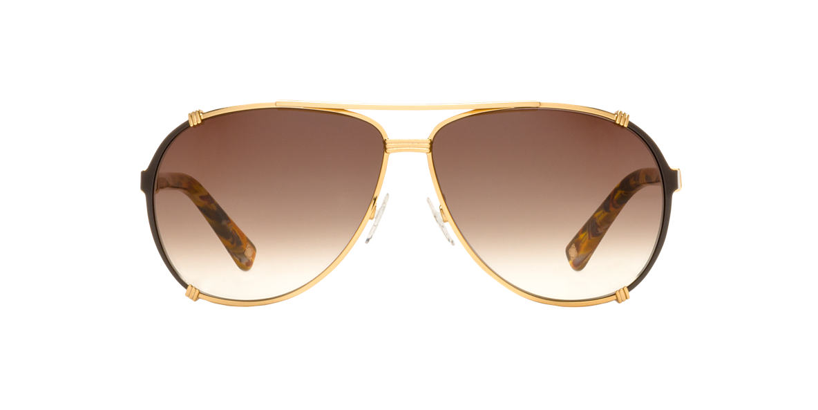 DIOR Gold CHICAGO 2/S Grey lenses 63mm