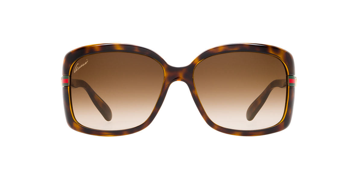 GUCCI Brown GC3188/S Brown lenses 58mm
