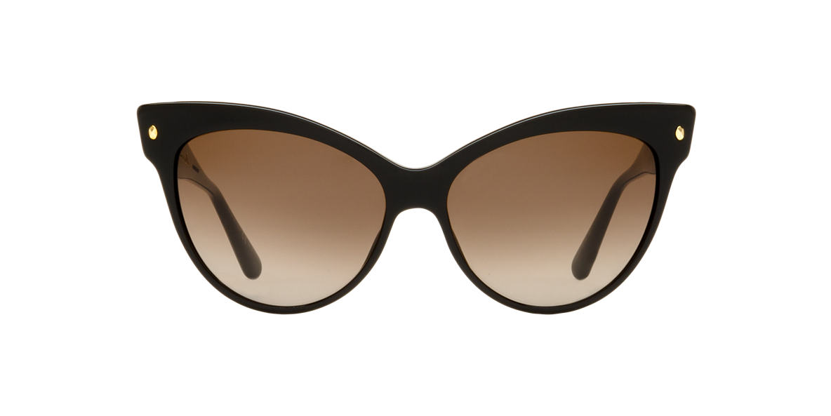 DIOR Black Shiny MOHOTANI Brown lenses 58mm