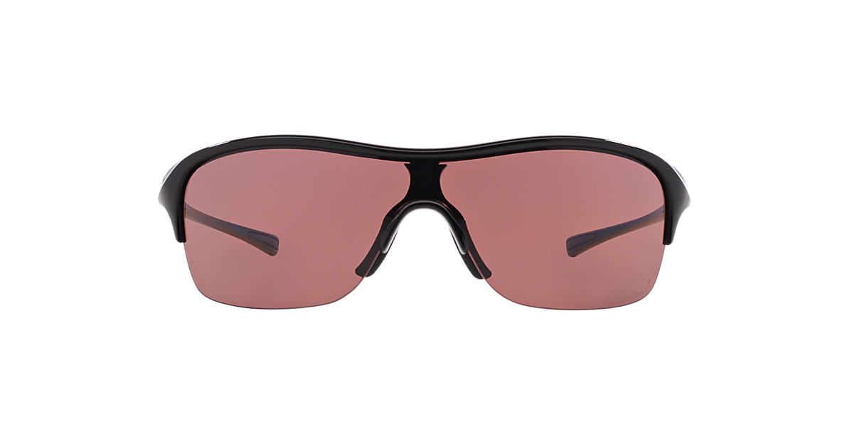 OAKLEY Black OO9234 BE UNSTOPPABLE Grey polarised lenses 32mm