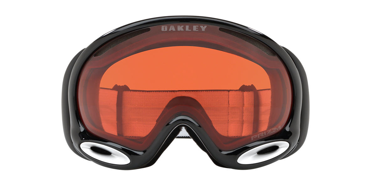 OAKLEY GOGGLES Black OO7044 00 A-FRAME 2.0  lenses mm