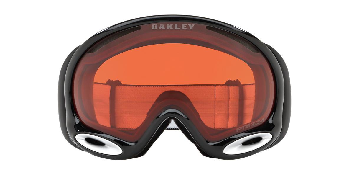 OAKLEY Black OO7044 00 A-FRAME 2.0 Burgundy lenses mm