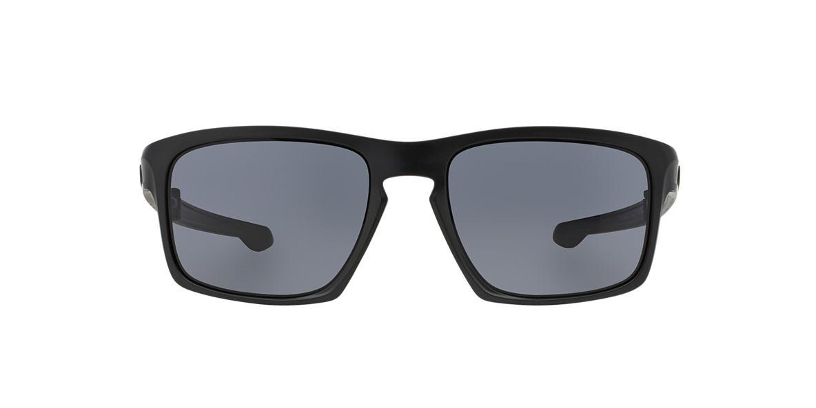 OAKLEY Black SLIVER Grey lenses 57mm