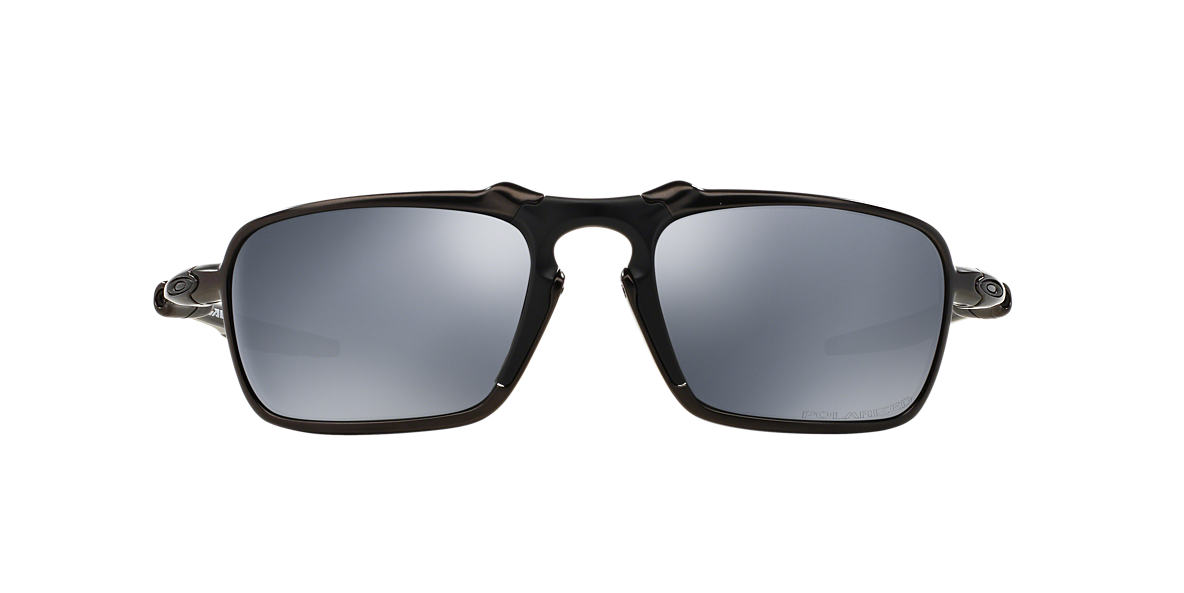 OAKLEY Grey OO6020 60 BADMAN Black polarized lenses 60mm