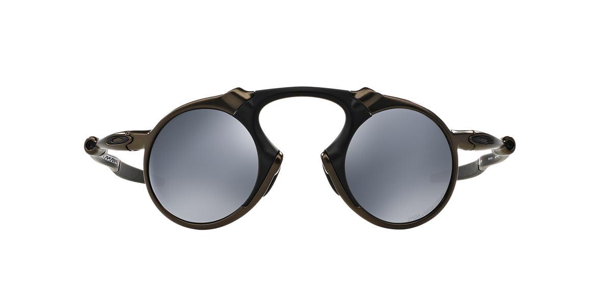 OAKLEY Silver OO6019 41 MADMAN Black polarized lenses 42mm