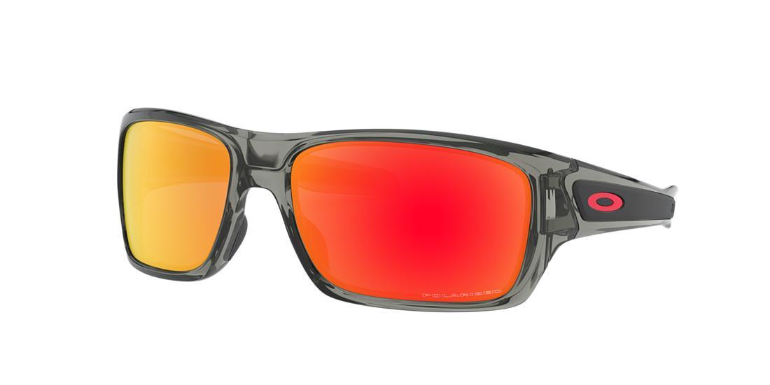 e80347bf1cf  202.81 (Sunglass Hut Australia). Oakley Oo9263 Silver Rectangle Sunglasses