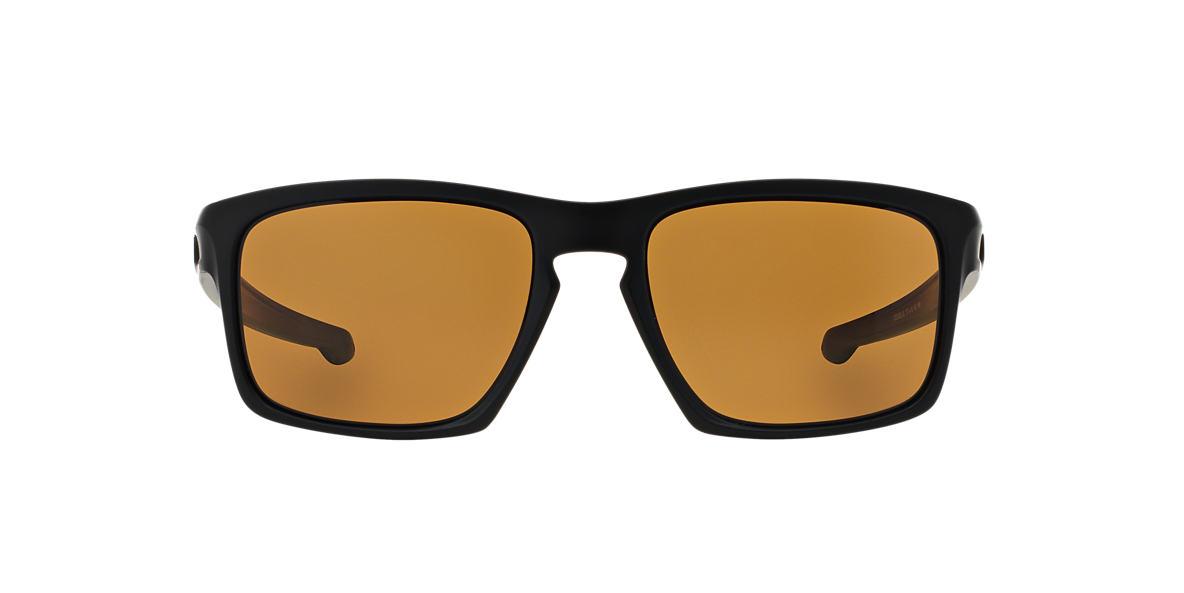 OAKLEY Black Matte OO9262 57 SLIVER Bronze polarized lenses 57mm