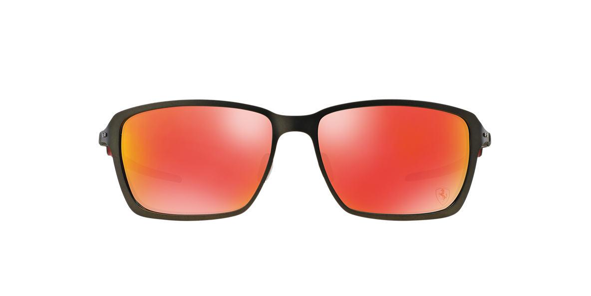 OAKLEY Grey OO6017 58 Red lenses 58mm