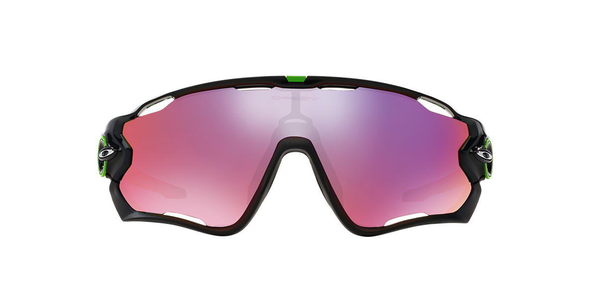 OAKLEY Black OO9290 31 JAWBREAKER Red lenses 31mm