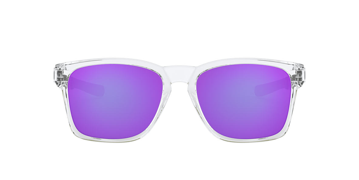 OAKLEY Clear OO9272 55 CATALYST Purple lenses 56mm