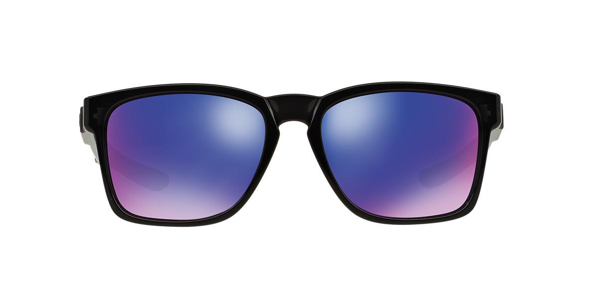 OAKLEY Black OO9272 55 CATALYST Blue lenses 56mm