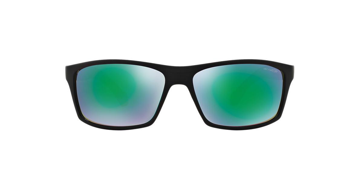 ARNETTE Black AN4207 Green lenses 61mm