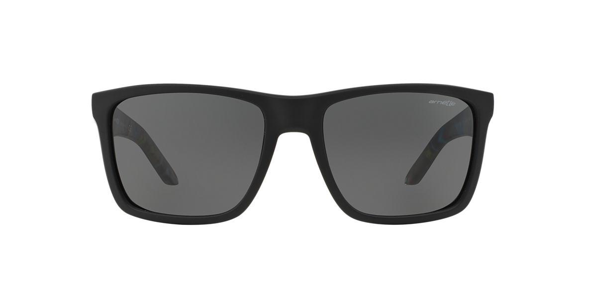ARNETTE Black AN4177 WITCH DOCTOR Grey lenses 59mm