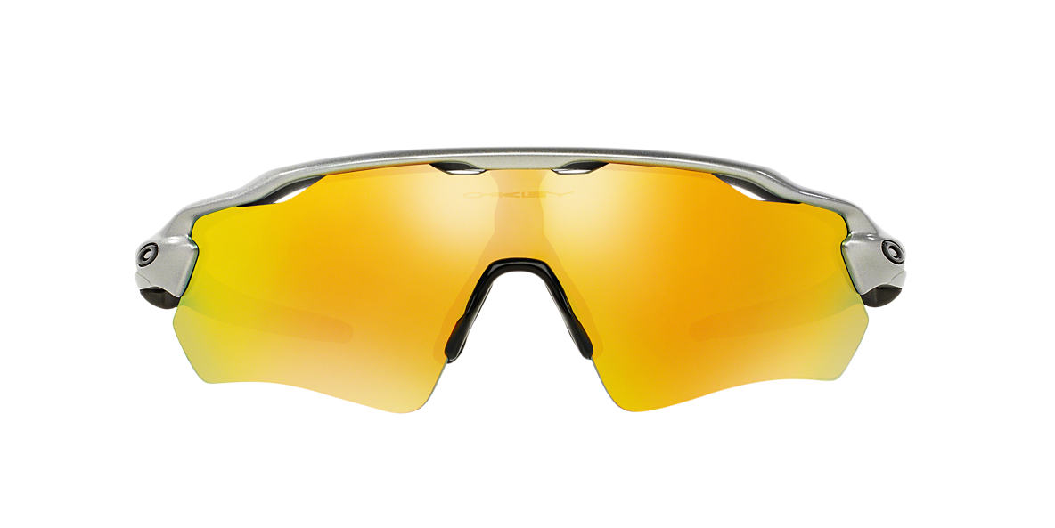 OAKLEY Silver OO9208 38 RADAR EV PATH Orange lenses 38mm