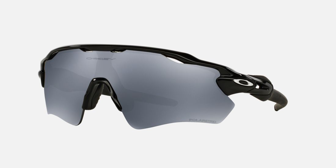 oakley radar path black grey