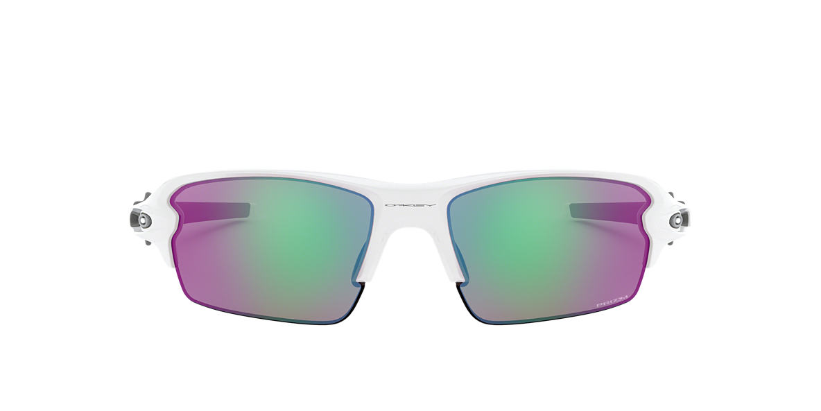 OAKLEY White OO9295 59 FLAK 2.0 Pink lenses 59mm