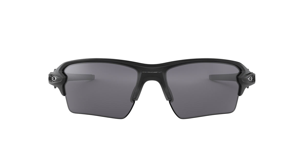 OAKLEY Black Matte OO9188 59 FLAK 2.0 XL Black lenses 59mm
