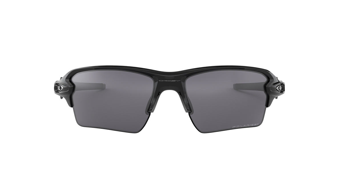 OAKLEY Black OO9188 Black polarised lenses 60mm