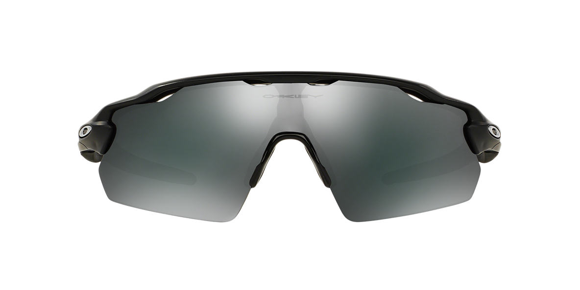 OAKLEY Black Matte OO9211 38 RADAR EV PITCH Black lenses 38mm