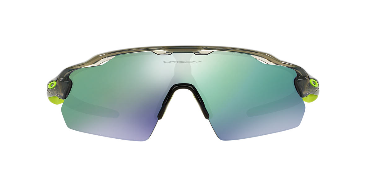 OAKLEY Grey OO9211 38 RADAR EV PITCH Green lenses 38mm