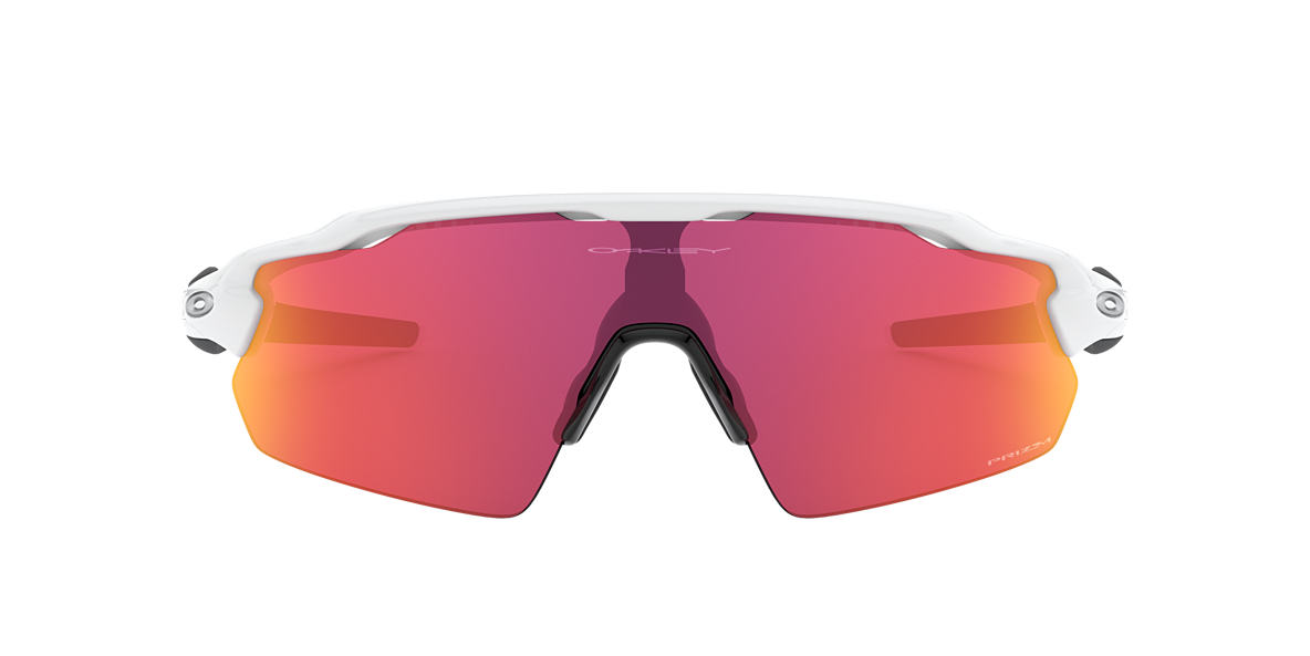OAKLEY White OO9211 38 RADAR EV PITCH Grey lenses 38mm