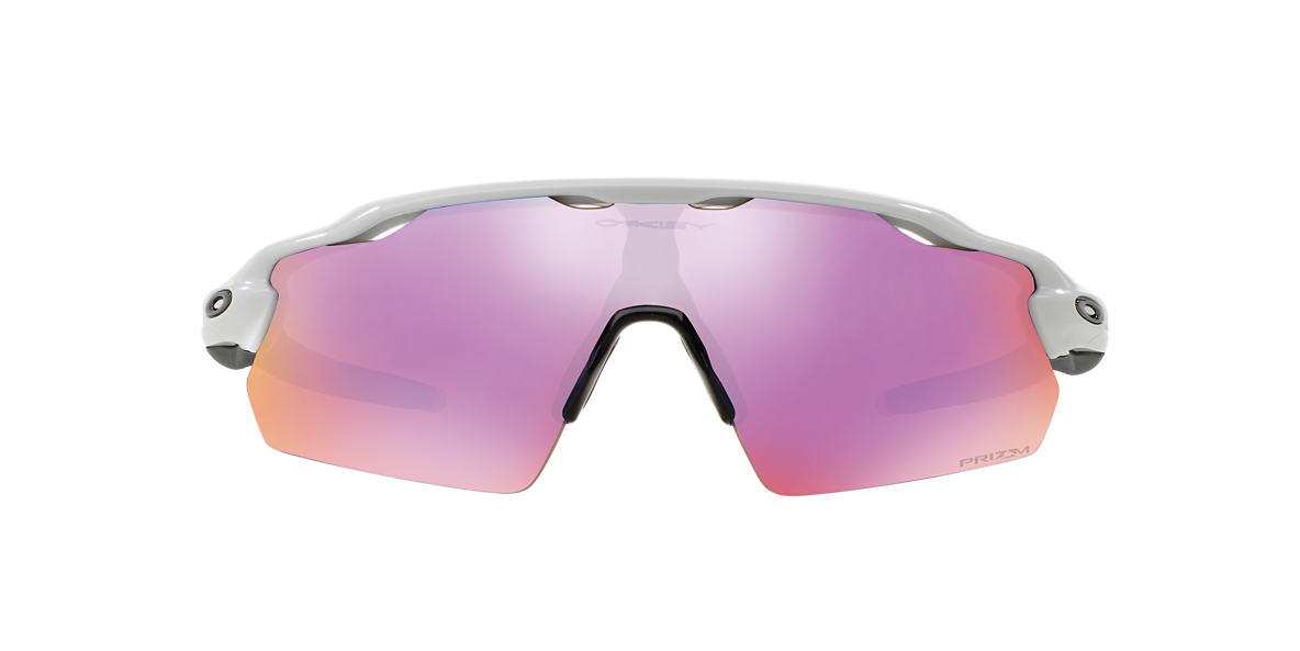 OAKLEY White OO9211 38 RADAR EV PITCH Pink lenses 38mm