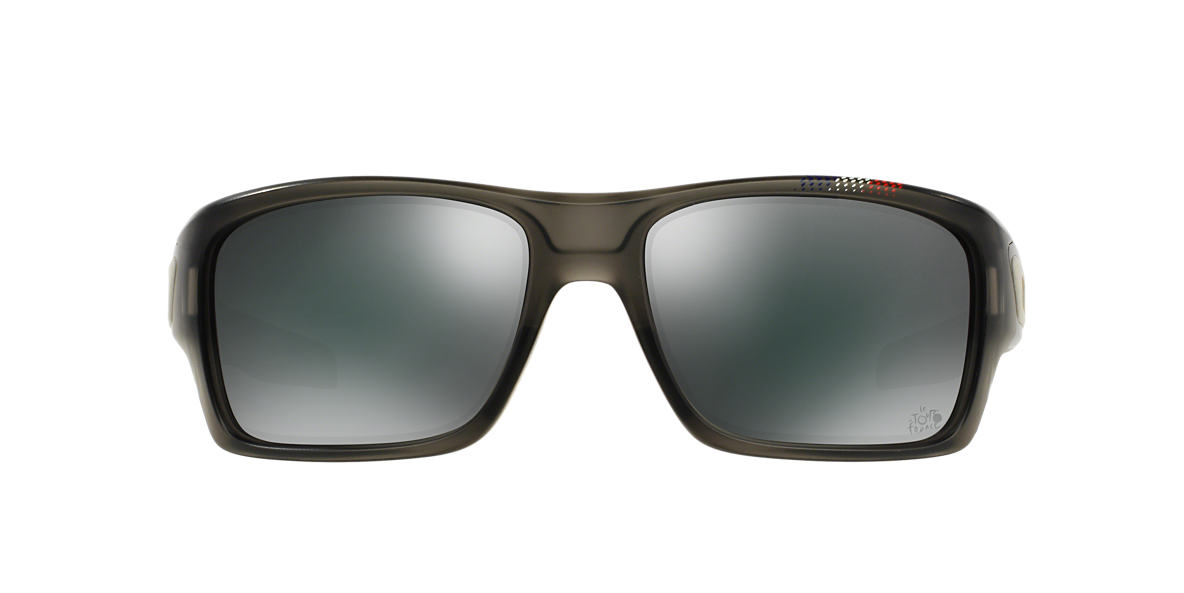 OAKLEY Grey OO9263 TURBINE Black lenses 63mm
