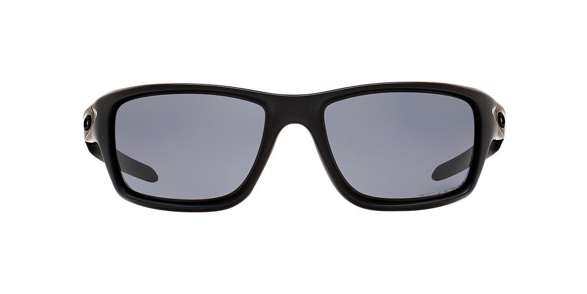 OAKLEY Black OO9225 CANTEEN Grey polarized lenses 60mm
